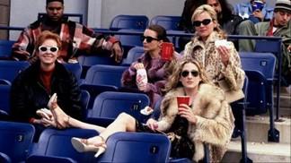 Carrie, Samantha, Charlotte e Miranda