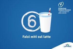 Falsi mito sul latte