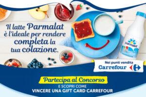 Il latte Parmalat è l'ideale pe rendere completa la tua colazione