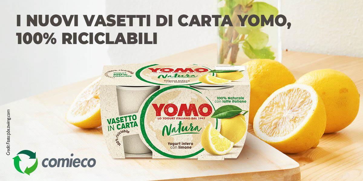 nuovo vasetto yomo