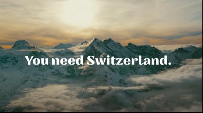 you need switzerland place branding